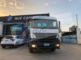 Mercedes-benz Axor 3344 6x4 - Automático - 2014 Traçado