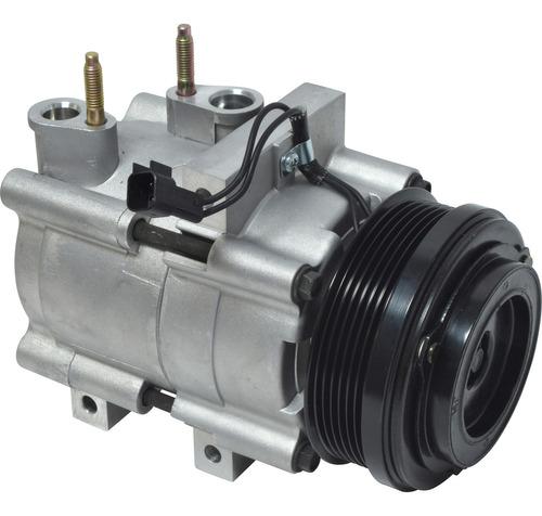 Imagen 1 de 3 de Compresor De A/c Ford Explorer Sport Trac Xlt 2009 4.6l Uac