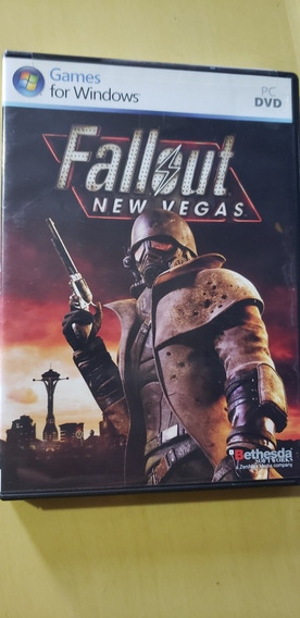 Fallout New Vegas Pc Lacrado