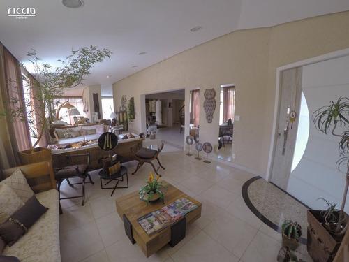 Casa Em Condominio - Jardim Das Colinas - Ref: 7344 - V-ri2973