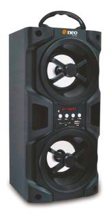 Parlante Portatil Torre Neo Karaoke Bluetooth Radio Wsp 510