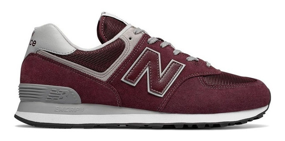 Zapatillas Lifestyle New Balance Ml574 Hombre H N10195053 On