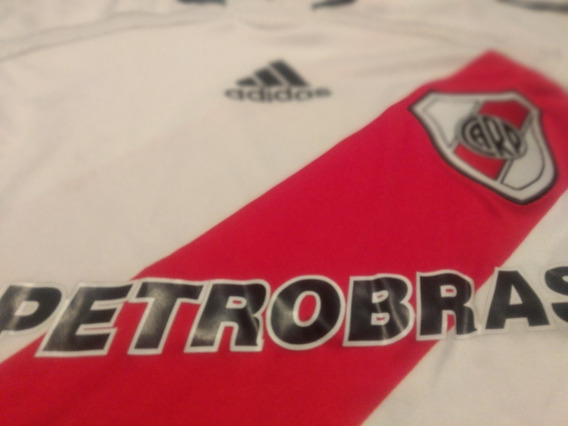 Camiseta River 2008 Titular