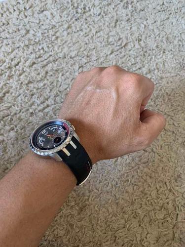 Relógio Swatch 007 Na Mira Dos Assassinos - Original