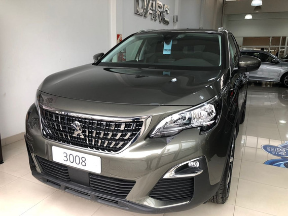 Peugeot 3008 1.6 Allure Thp Tiptronic 0km C/tech $ 3.527.500