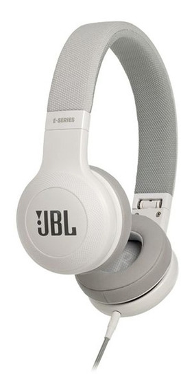 Fone De Ouvido Headphone Jbl E35 On Ear Branco