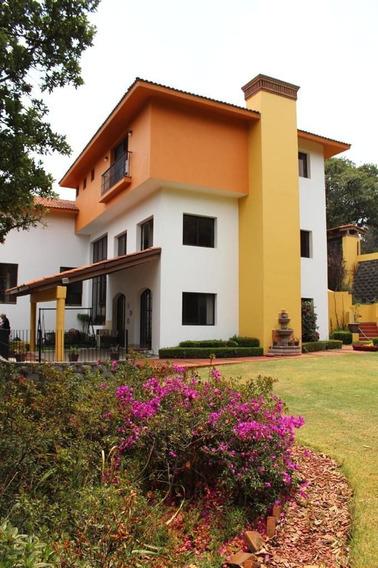 Vv487. 12- Residencia En Venta En Hacienda De Vallescondido.