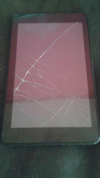 Tablet How Max Quad A0011-c - Não Liga E Touch Quebrado