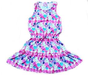 Vestido Hello Kitty Blogueirinha Atacado Montamos Kits