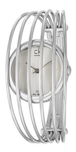 Relógio Calvin Klein Ladies Watch Fly - K9924126 - Seminovo