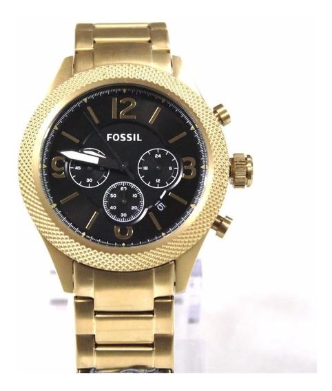 Relógio Fossil Masculino Bq2110ie Original Nota Fiscal