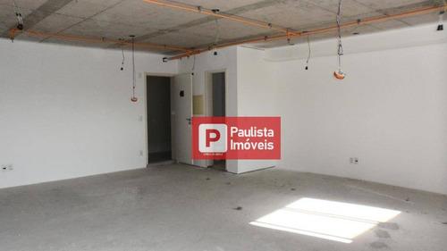 Sala Para Alugar, 65 M² Chácara Santo Antônio (zona Sul) - São Paulo/sp - Sa1384
