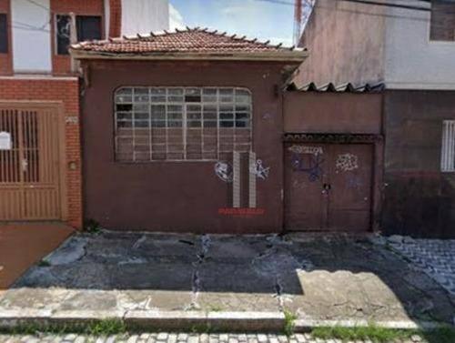 Casa À Venda, 118 M² Por R$ 560.000,00 - Mooca - São Paulo/sp - Ca0668
