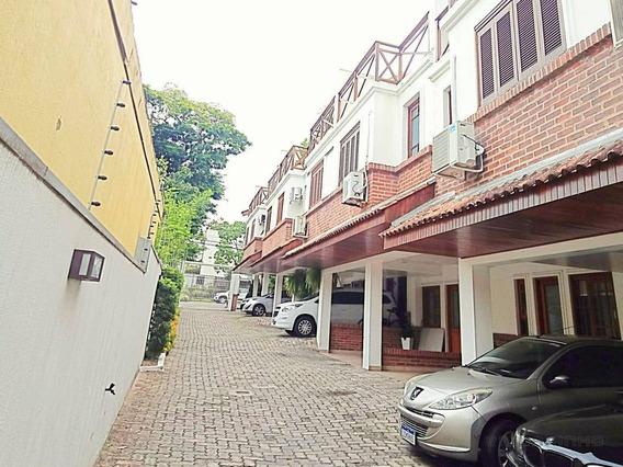 Casa Em Condomínio, 3 Dormitórios À Venda, 138 M² Por R$ 530.000 - Ipanema - Porto Alegre/rs - Ca0568