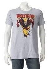 Remeras Wolverine Marvel Originales Importadas Nuevas!
