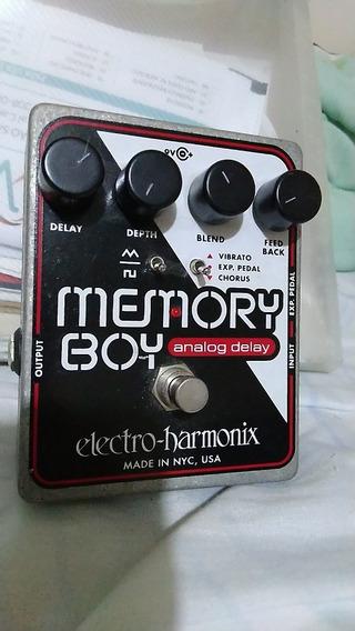 Pedal Guitarra Delay Analógico Memory Boy Electro Harmonix