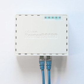 Mikrotik Routerboard Rb 750gr3 Hex Rb750 Dual Core 256mb