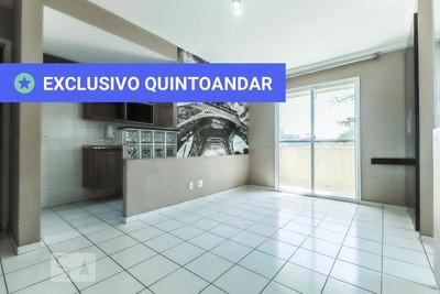 Apartamento No 2º Andar Com 2 Dormitórios E 1 Garagem - Id: 892933370 - 233370
