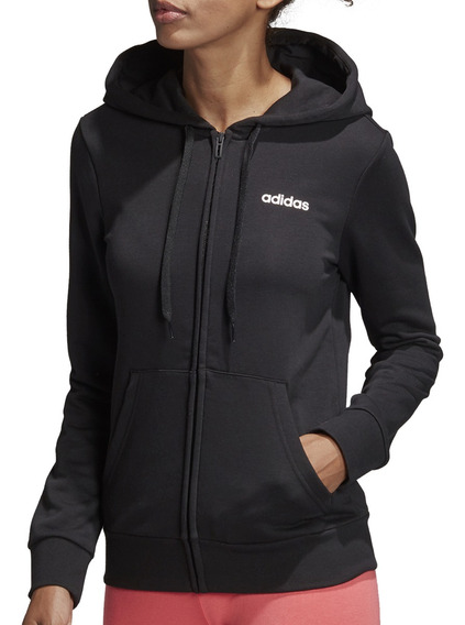Campera adidas Training W Essentials Solid Mujer Ng