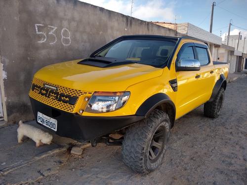 Ford Ranger 2015 2.2 Xls Cab. Dupla 4x4 4p