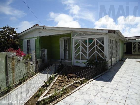 Casa Para Venda Em Imbé, Centro, 2 Dormitórios, 1 Suíte, 2 Banheiros, 1 Vaga - Lvcl006_2-628564