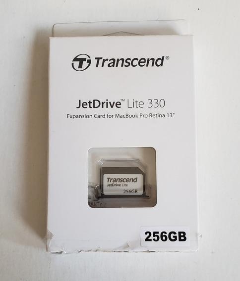 Cartão Transcend Jet Drive Lite 330 Mackbook Retina 13