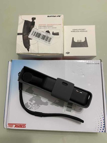 Câmera Osmo Pocket 4k