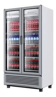 Refrigerador Comercial 2 Puertas Imbera Vr26-2p Rbanda