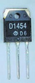 2sd1454 Transistor D1454