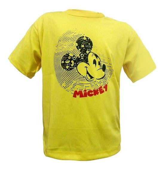 Sueters Franela Camisa Niño Estampado Mickey