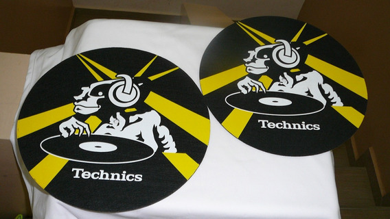 Slip Mats Vinyl Technics Original.