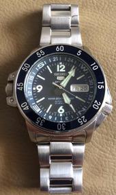 Relógio Seiko Azul