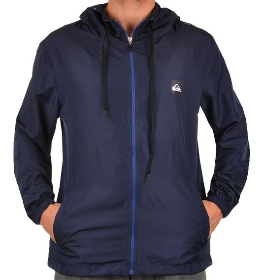 Jaqueta Quiksilver Corta Vento Basic Jacket - Marinho