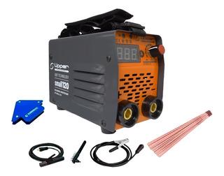Soldadora Inverter Upper 100 Amp Soporte +electrodo +digital