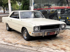 Dodge Dart De Luxo Coupé 1975