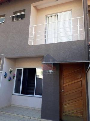 Casa Residencial À Venda, Jardim Das Cerejeiras, Atibaia. - Ca0169