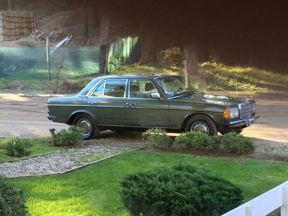 Mercedes Benz 230 E 1981 Impecable Nunca Gas