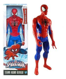 Muñeco Spiderman / Hombre Araña + Mini Black Widow(regalo)