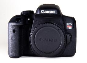 Câmera Canon T6i (corpo)