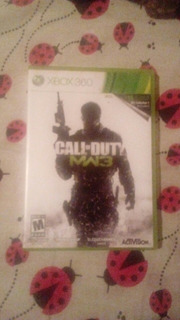 Juego Call Of Duty Modern Warfare 3 Original Xbox 360