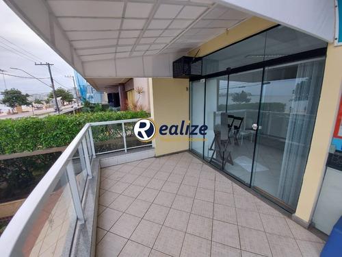 Excelente Loja Comercial 47,25m²  De Frente Para O Mar Da Praia Do Morro Guarapari-es - Pt00009 - 69266940