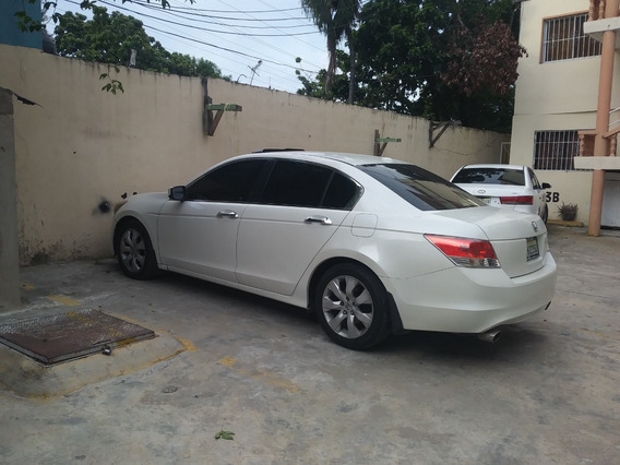 Honda Accord Año 2008 Full
