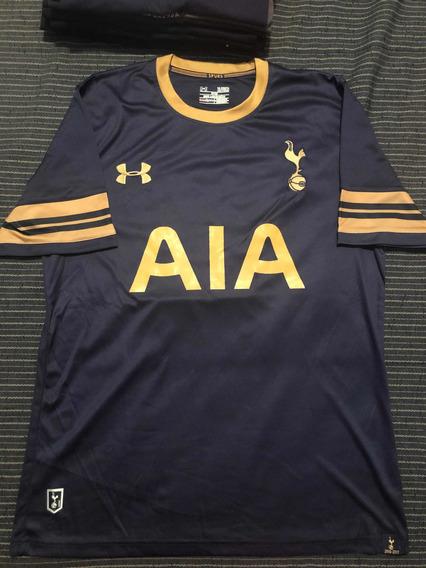 Camiseta Tottenham 2016/2017 Lamela Talle Xl