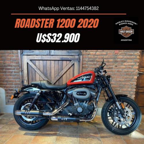 Harley Davidson Roadster 1200 2020 0km Entrega Inmediata