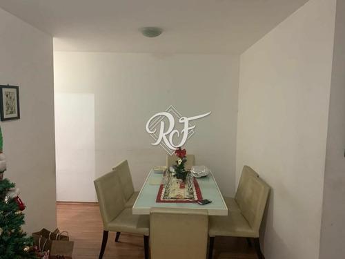 Imagem 1 de 8 de Apartamento Padrão À Venda Em Campo Limpo/sp - 10493