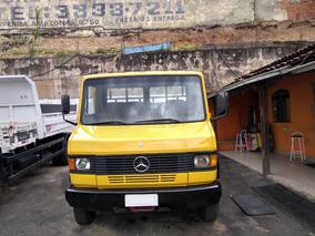 Mercedes-benz Mb 709 93/93 Muito Fina