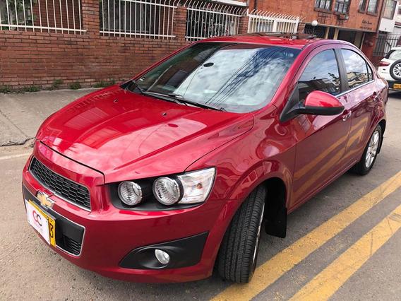 Chevrolet Sonic Lt 1.600cc Mt