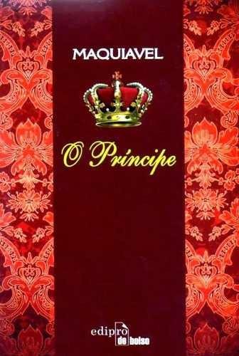 O Príncipe - Nicolau Maquiavel Edição Bolso -texto Integral