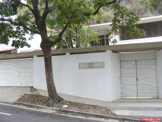 J-mls #19-1977 Casas En Venta Santa Maria Caracas