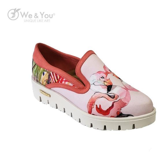 Zapato Para Dama Flamingos 401 We And You